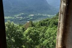 Gite les Clots Clément - vue panoramique été